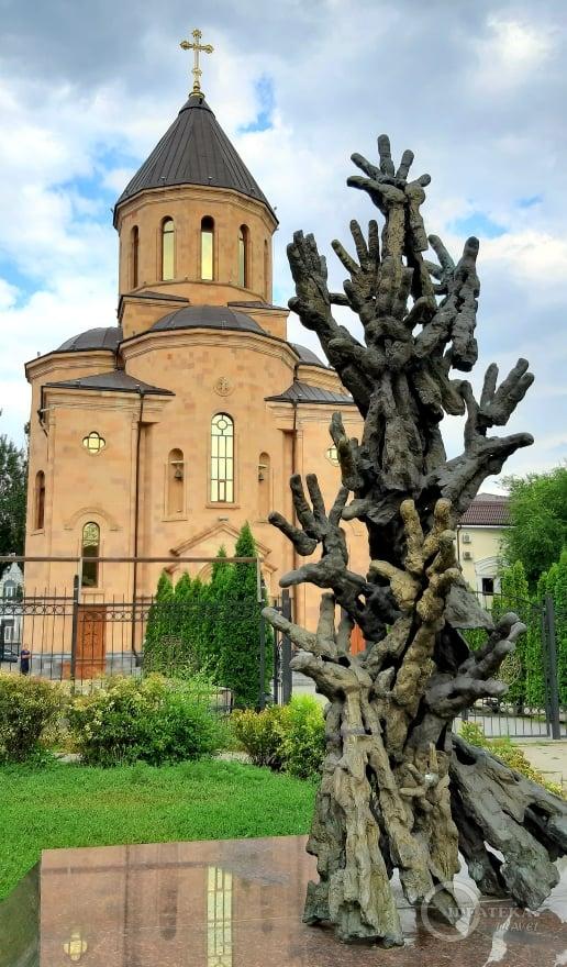 Храм в Нахичевани-на-Дону
