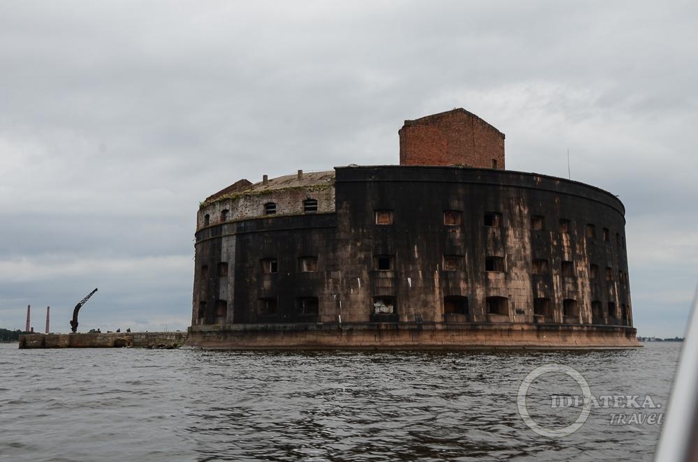 Форт «Александр І» в Кронштадте