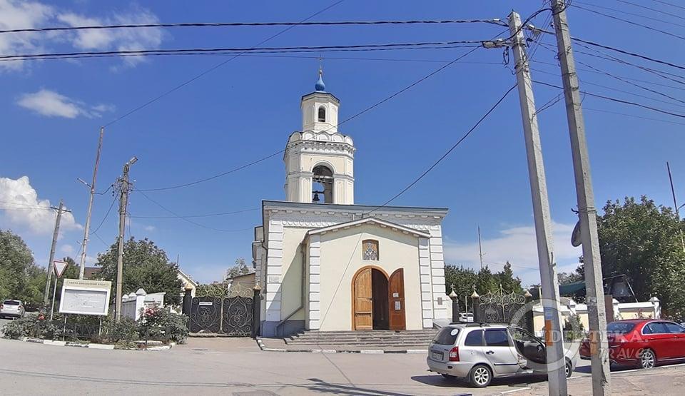 Никольский храм в Таганроге