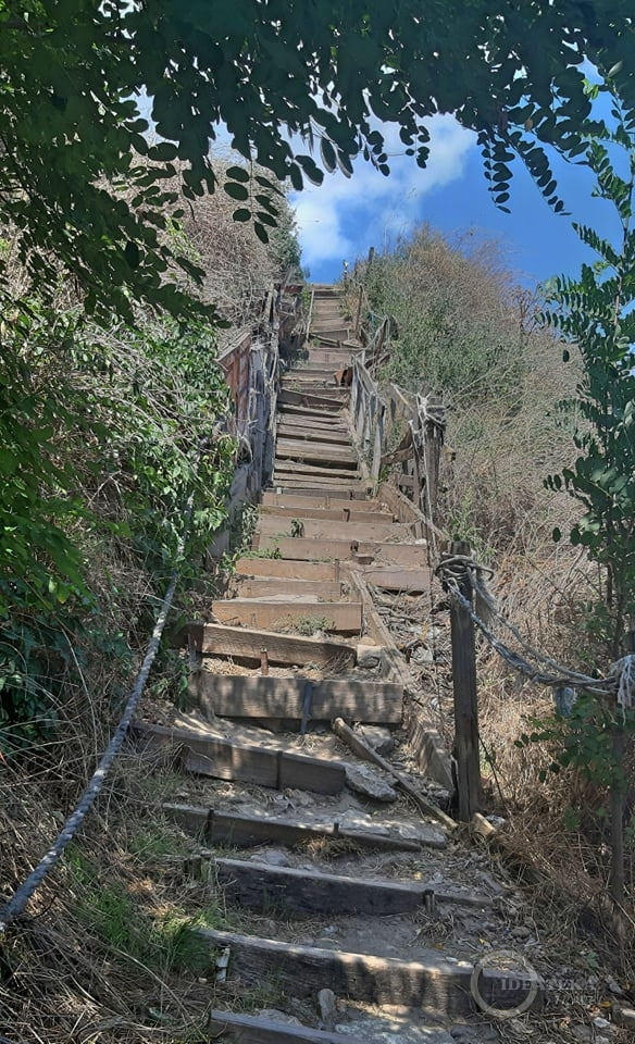 Лестница в Богудонии