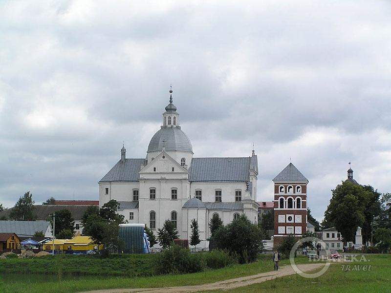 Nesvizh_church